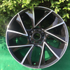 Best quality small wheel rims with low price fcar alloy wheel rims F041