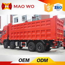 8X4 371hp 50 ton Bedford dump truck for sale