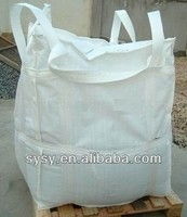 safety factor 6:1 pp bulk bag/big bag/pp jumbo bag for one ton