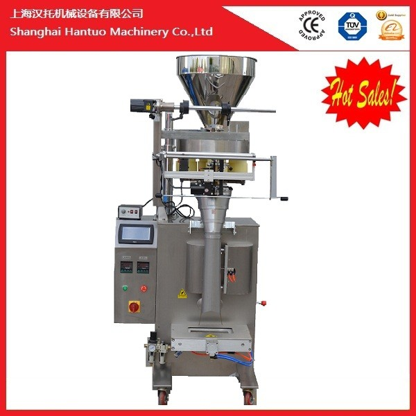 Shanghai Factory Automatic 500g 1000g Rice Packaging Machine