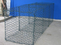 Hot sale China supplier gabion spiral/gabion box stone cage/galvanized gabion box