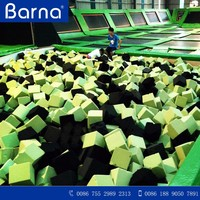 high-density block for foam pit/arena/sport