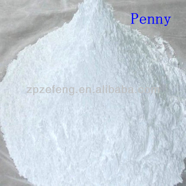 China high purity calcium oxide 98%