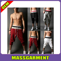 Casual Men Hip Hop Shorts Summer Jogger Sport Man Training Pants