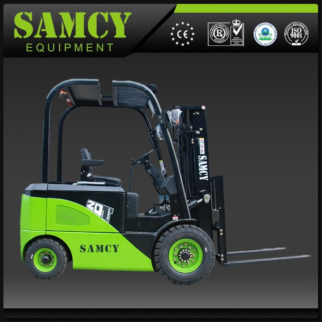 SAMCY Durable Diesel Engine Heavy Duty Brand New and Used 10 Ton Forklift