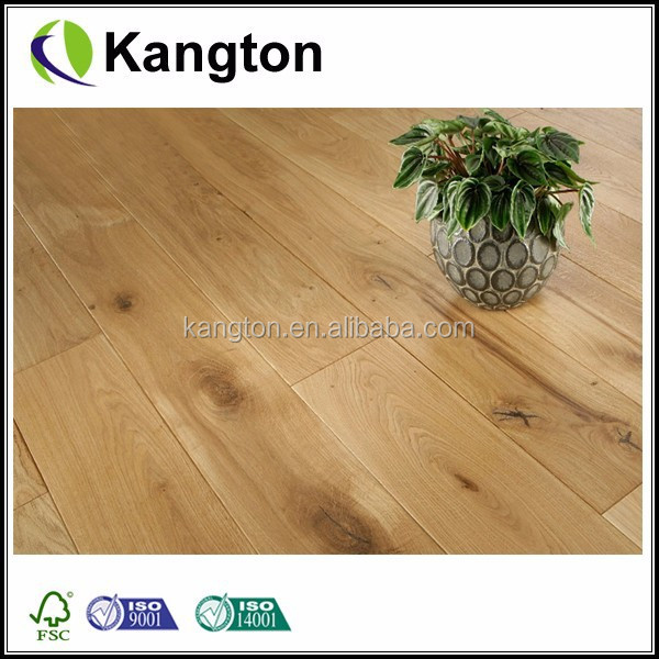 Mega Deal Solid Oak Flooring 125mm Brushed Oiled
