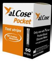 Test Strip 50PCS*1vial (For glucose meter)