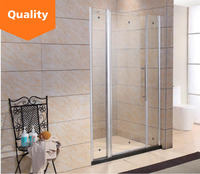 Wall mounted modern shower screen/shower enclosure/shower cabin