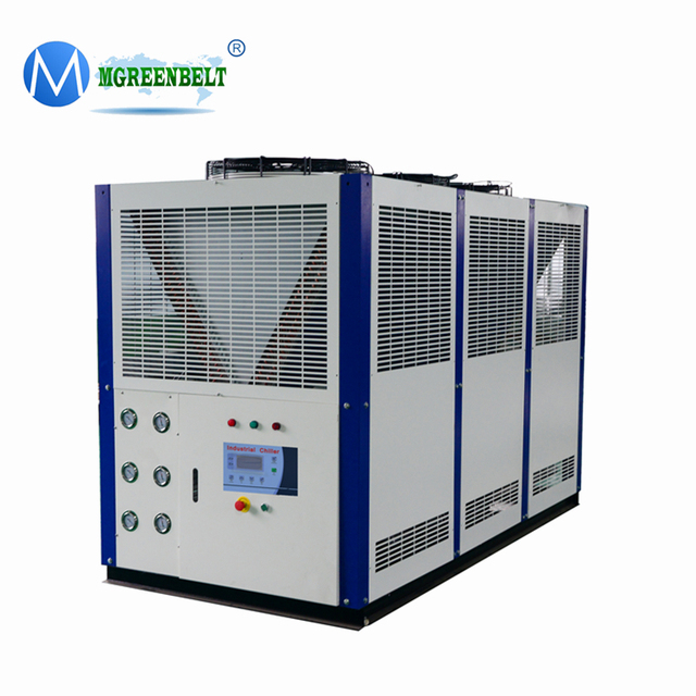 20 tons 30HP Air Cooled Industrial Water Chiller for Chemical Reactor Cosmetics Industry