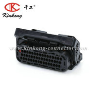 Cover/Clip for 48 pin JST ECU automotive connector 48ZRO-B-1A 48ZRO-B-2A