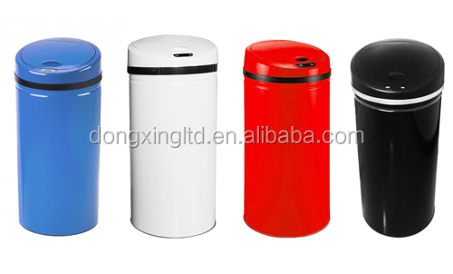 Stainless Steel Auto Dust Bin