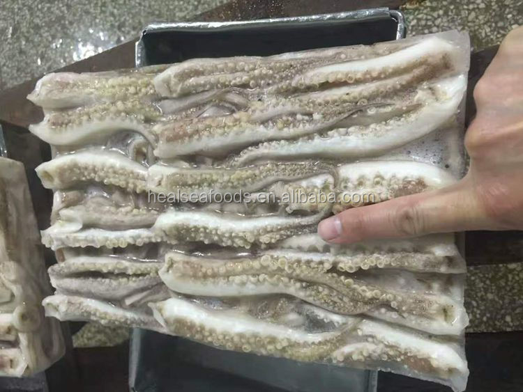 frozen squid tentacles illex squid