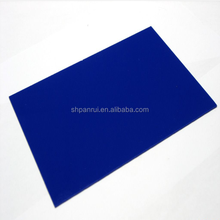 Low price and beautiful 0.8-10mm transparent PS Sheet clear Polystyrene Sheet