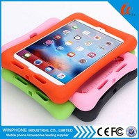 For iPad silicon case, silicon tablet cover case for ipad pro