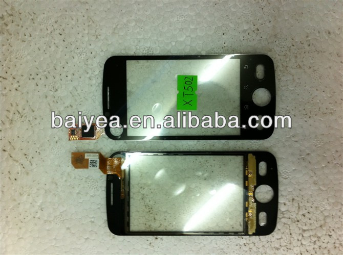 OEM new for Motorola xt502 digitizer touch screen parts