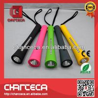 New style cheapest charging directly electric torch