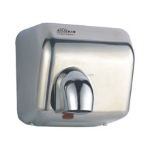 Hot sell High Efficient Sensor hand dryers in Stainless Steel, Automatic