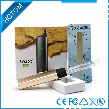 2016 New 500 puffs non-disposable vaporizer ecg vaporizer titan 1 vaporizer