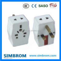 Travel adapter electrical wall insert german electrical plugs and sockets
