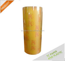 300-2000m length food packaging palstic film stretch film pvc cling wrap food grade cling film