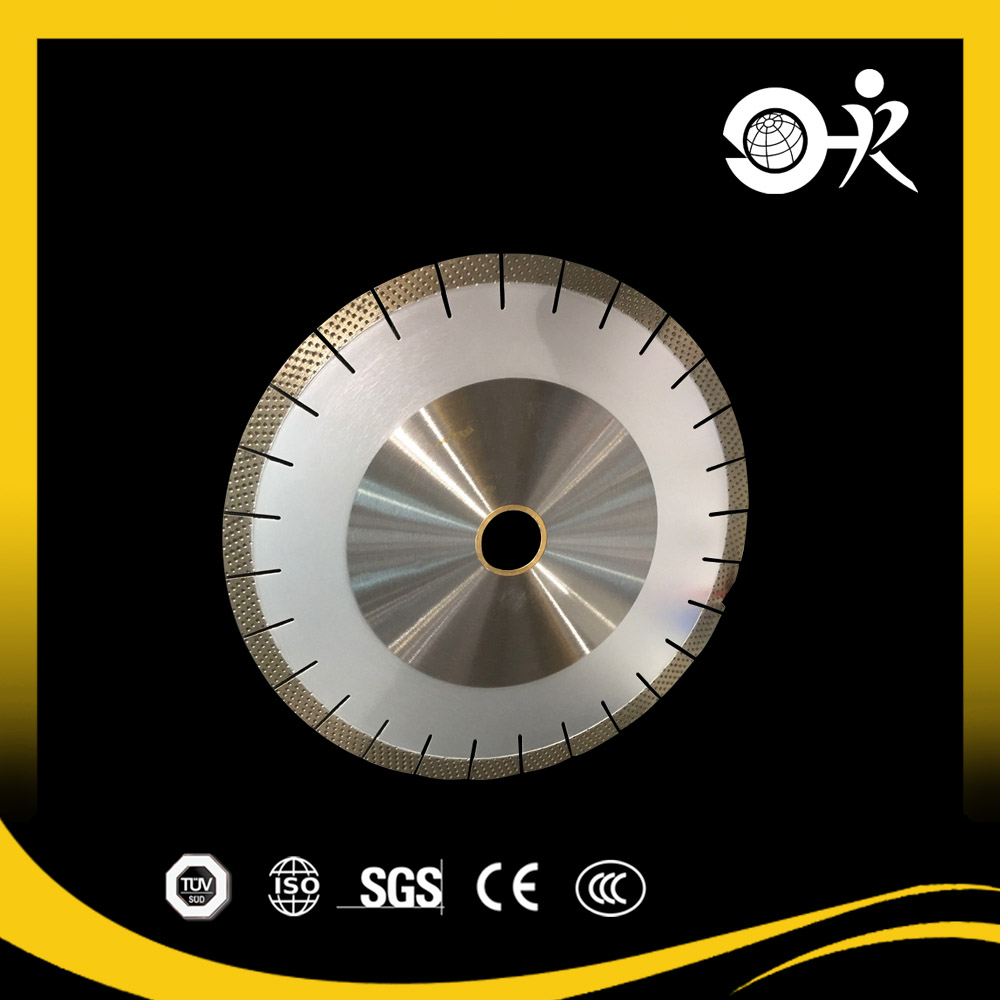 Diamond Circular Saw Blade For Cutting Stainless Steel