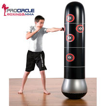MMA Inflatable Punching Bags Boxing Stand Bag