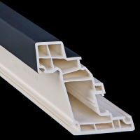 LG High Quality PVC Profile for window and door