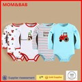 New Arrival 2015 Autumn mom and bab Clothes for Children 0-6 Romper Gift Box