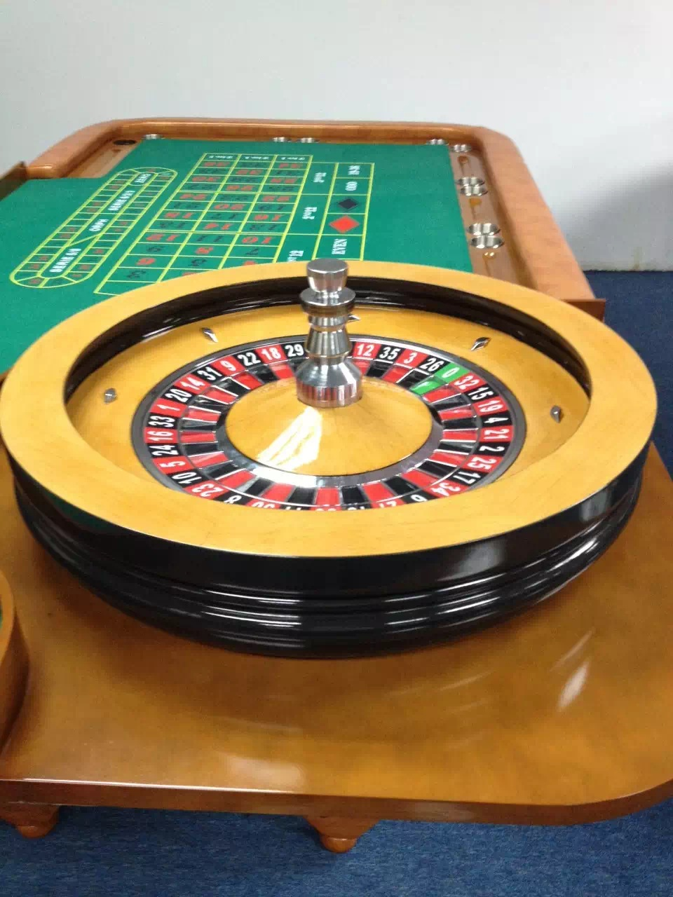 32inch roulette wheel table