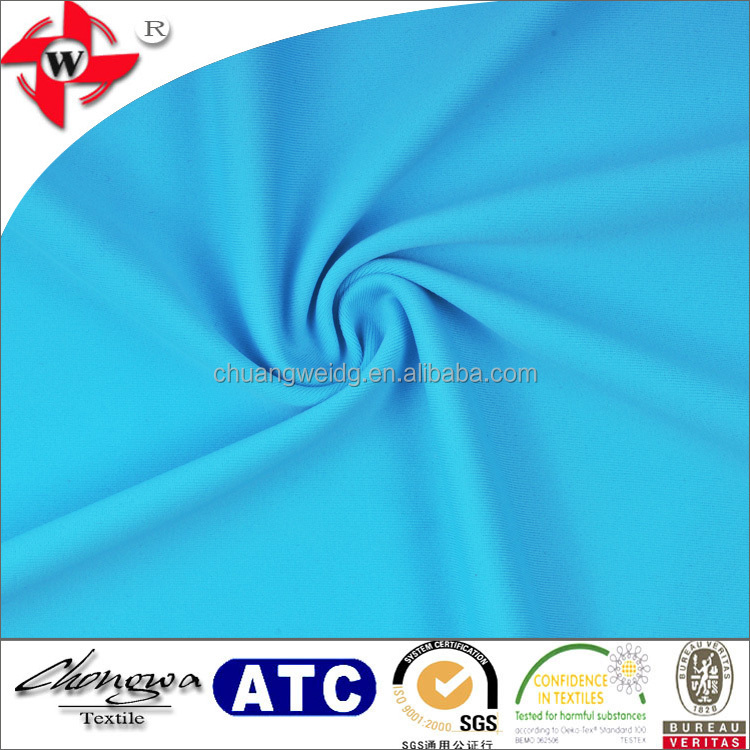 High quality competitive price nylon lycra fabric composition for garment