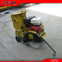 Robin Engine Cosin CQF16 Road Concrete Slab Cutting Machine