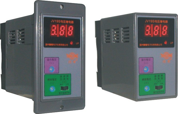 JV19S under voltage protection relay and DC Voltage relay