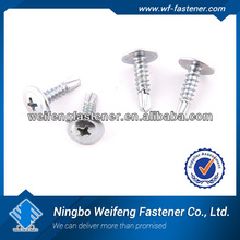 china galvanized truss head self-drilling screw manufacturer&supplier&exporter,ningbo weifeng fasteners bolts,nuts anchor rivet