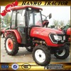 high quality 50hp 4WD agriculture machinery equipment with square engine hood mahindra tractor price farming equipment