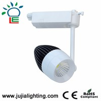 High Lumen Maintenance 30W COB Movable LED Track Light
