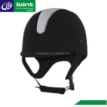 Black EPS/ABS Material Safety Equestrian Helmet Horse Riding Helmet