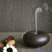 GX-03K deep wood ultrasonic aroma diffuser/sunflower oil with perfume in dubai