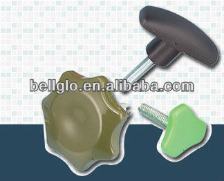 plastic screw knob