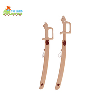 Hot Sell Fashion Products Wooden Sword Toys For Kids