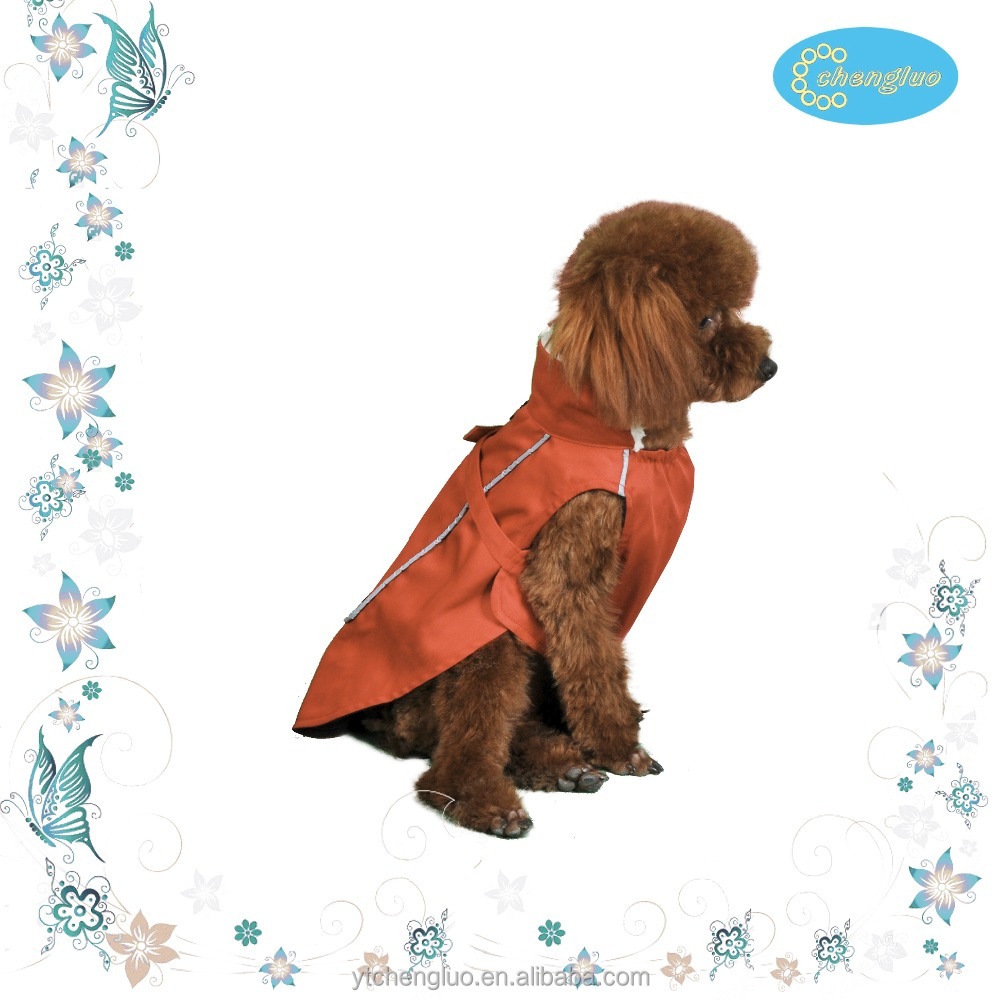 Pet clothes and pet clothing Dog Double layer water proof dog clothes winter jacket series
