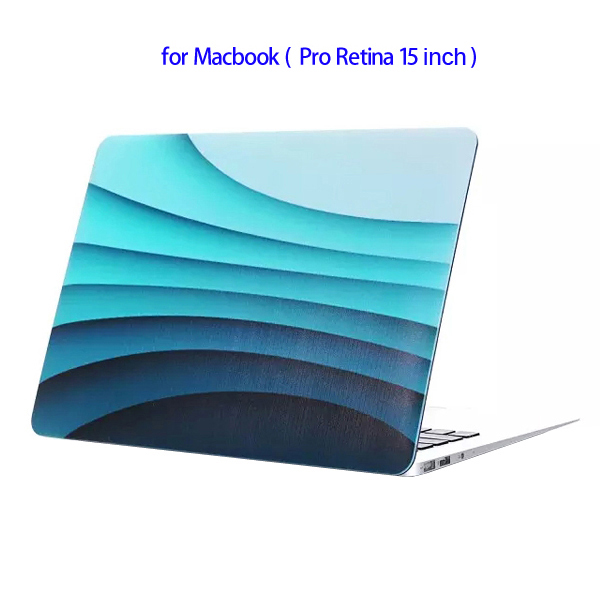 Gradient Colorful Style Hard Case for Macbook Pro 15 Retina Case