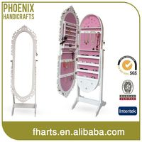 Custom-Tailor Korean Style Jewelry Cabinet For Girl'Room
