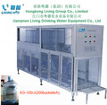 vertical water bottling liquid filling machine
