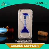 NEW!hot selling pc cases for iphone 5,new hourglass design phone case for iphone 5 / 6,hard plastic cell phone cases