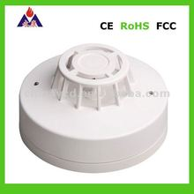 2014 House GSM cell phone call alarm system with build in heat detector