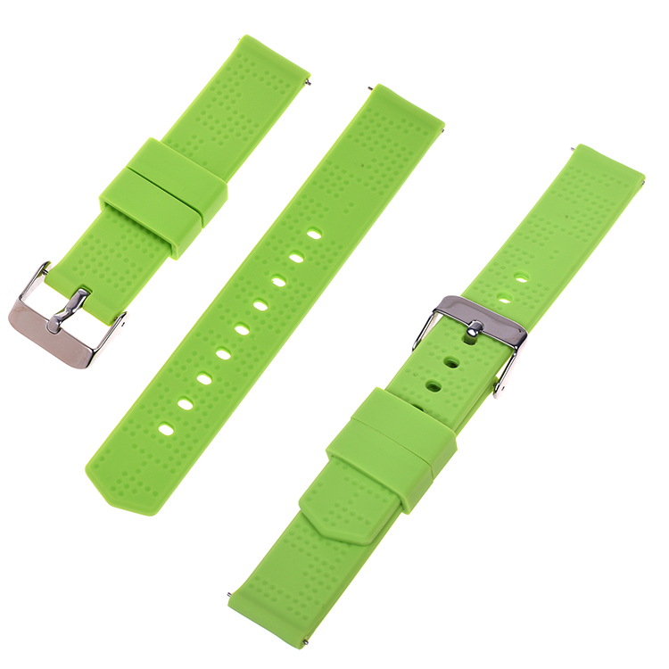 Fashion wrist watch band for Apple watch 18mm 20mm 22mm 24mm