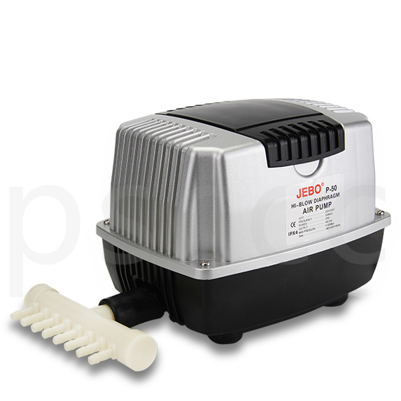 Jebo P-100 <strong>P100</strong> Jebo High power air compressor farm large volume air pump oxygenator ultra quiet oxygen machine oxygen pump