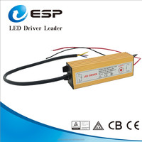 Hot Sale 50W Lamp LED Driver 1500mA KC certification