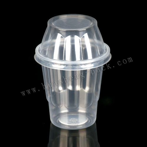 Wholesale clear plastic sundae cup