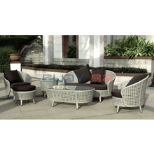 Hot selling design garden sofa sets patio furniture